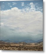 A Mix Of Emotions Metal Print by Laurie Search