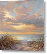A Moment Of Tranquility Metal Print