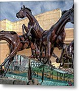 A Monument To Freedom Metal Print