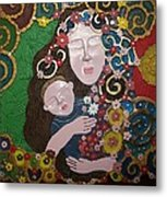 A Mother's Lullaby Metal Print