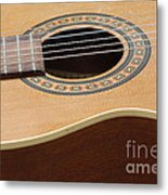 A Music Maker 4 Metal Print