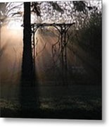 A New Day Metal Print