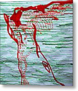 A New Nation - South Sudan Metal Print