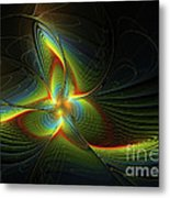 A New Star Is Born Metal Print by Deborah Benoit