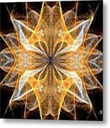 A New Year's Star 2014 Metal Print