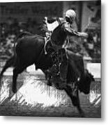 A Night At The Rodeo V4 Metal Print