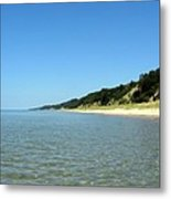 A Perfect Day On The Water Metal Print