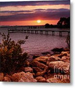 A Perfect Night Metal Print