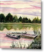 A Place In My Heart Metal Print