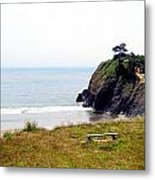 A Place Of Solitude Metal Print