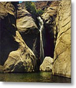 A Place To Rest My Weary Heart Metal Print