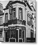 A Pub On Every Corner Metal Print by Georgia Fowler