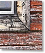 A Quarter Window Metal Print