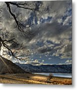 A Quiet Time Metal Print