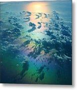 A Rainless Rainbow Metal Print