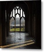 A Ray Of Hope Metal Print