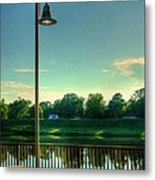 A Recall Of Yesterday Metal Print