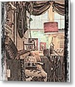 A Room With An Invitation Metal Print
