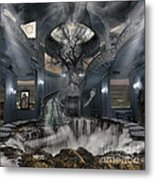 A Room Within My Mind Metal Print