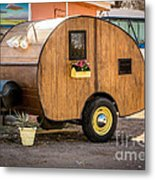 A Simpler Way To Travel Metal Print