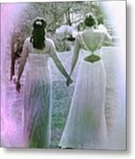 A Sister In Christ Metal Print