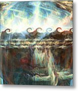 A Special World Metal Print