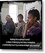 A Spiritual Home Metal Print by Mike Hoyle