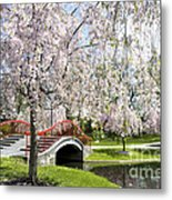 A Spring Walk Metal Print by Paul W Faust -  Impressions of Light