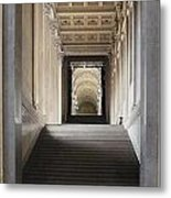 A Stair To The Beyond Metal Print