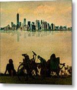 A Staten Island Fantasy Metal Print