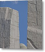 A Stone Of Hope Metal Print by Susan Candelario