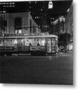 A Streetcar In Nola Metal Print