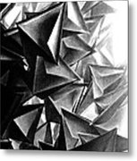 A Structure That Cannot Extinguish The Light Metal Print