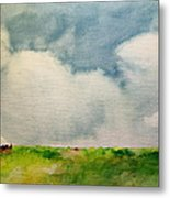 A Summerday Metal Print