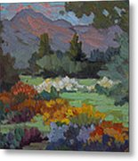 A Sunny Afternoon In Santa Barbara Metal Print