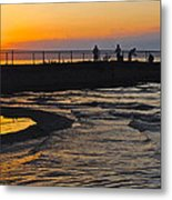 A Time To Reflect Metal Print