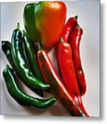 A Touch Of Colour Metal Print