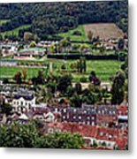 A Town In France Metal Print