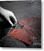 A Treasure To One Metal Print by Trish Mistric