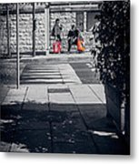 A Very Long Waiting Day Metal Print