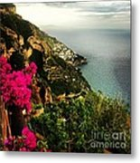A View From Above Metal Print by H Hoffman