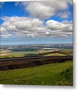 A View From Cabbage Hill Metal Print