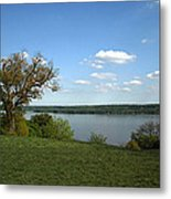 A View From Mount Vernon Metal Print