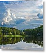 A View From The Shore Metal Print