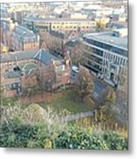 A View Of Nottingham Metal Print
