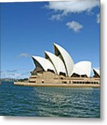 A View Of The Sydney Opera House Metal Print