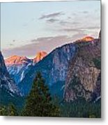 A View To Behold Metal Print