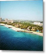 A View Upon Los Tules Metal Print