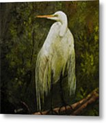 A Whisper In The Wind Metal Print