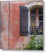 A Window With A View Metal Print